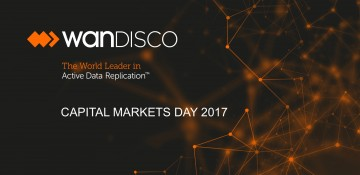 WANdisco - Capital Markets Day 2017