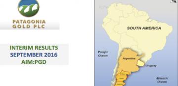 Patagonia Gold – 2016 Interim Results