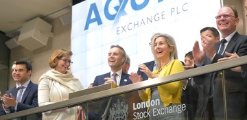 Aquis Exchange PLC - Market Open