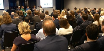 IR Society breakfast - From Investor Relations to Business Leader, The Pathway to CEO Highlights