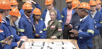 Bushveld Minerals - Vametco and Eskom VRFB Site Visit