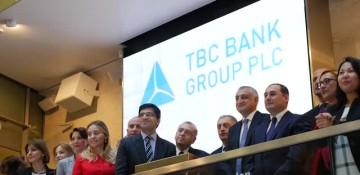 TBC Bank Group - Market Open