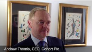 Cohort Plc - Acquisition