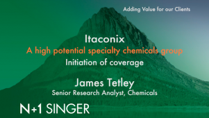 Itaconix - A high potential specialty chemicals group