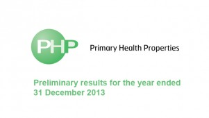 Primary Health Properties - Share issue to raise...