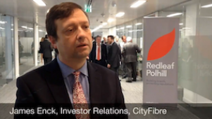 CityFibre - Redleaf Tech Showcase 2014