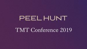 Peel Hunt TMT Conference 2019