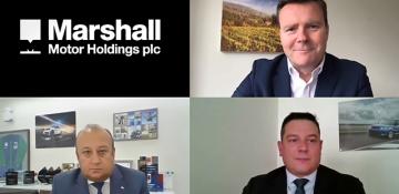Marshall Motor Holdings - Trading, portfolio and...