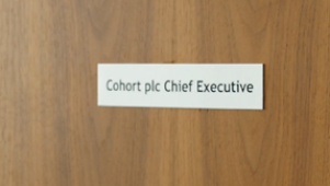 Cohort - Acquisition of J+S Ltd