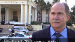 Endeavour Mining - Highlights from Indaba