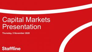 Staffline - Capital Markets Presentation