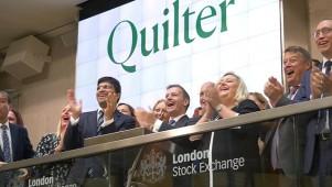 Quilter PLC - Market Open