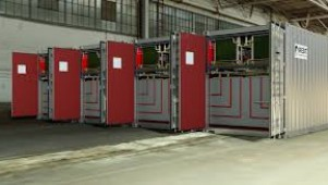 redT energy - Launch of Gen 3 energy storage machine