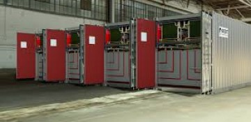 redT energy - Launch of Gen 3 energy storage...