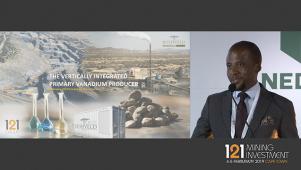 121 Mining, Cape Town - Bushveld Minerals - Presentation