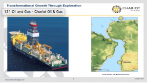 121 Oil and Gas - Chariot Oil & Gas