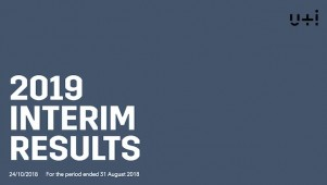 U + I GROUP - 2020 Interim Results