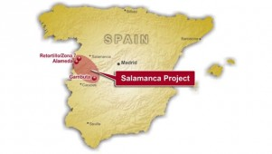 Berkeley Energia - Development of the Salamanca...