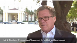 IronRidge Resources - Highlights from Indaba