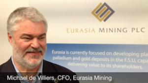 Eurasia Mining - Master Investor 2015
