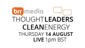 BRR Media Thought Leaders - Clean Energy