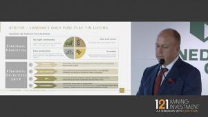 121 Mining, Cape Town - AfriTin Mining - Presentation