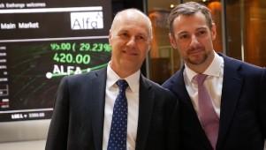 Alfa - Market open