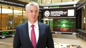 Pershing Square Holdings - Market Open