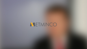 Metminco - Entrance to the gold sector