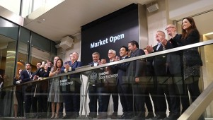 Minds + Machines Group - .luxe market open