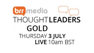 BRR Media Thought Leaders - Gold