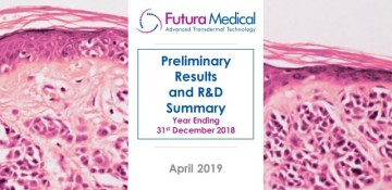 Futura Medical - Preliminary Results and R&D...