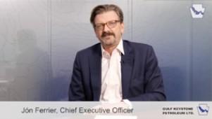Gulf Keystone Petroleum - AGM update from CEO